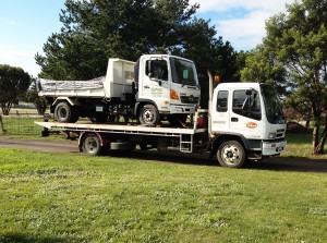 towing in Sunbury Australia